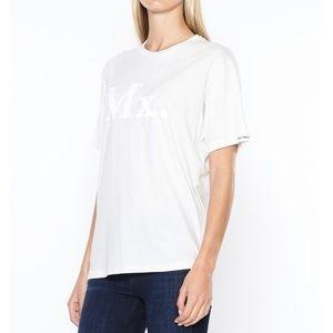 Mother Denim 'MX' Buster Tee-Shirt NWT